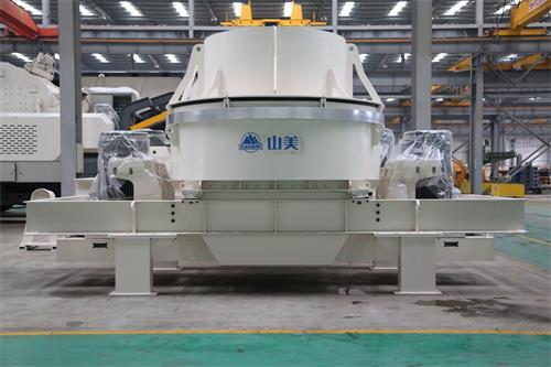 VSI系列大型鹅卵石制砂机